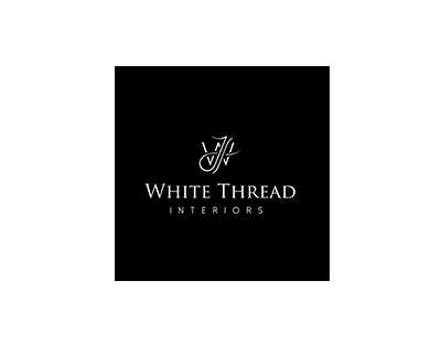 white thread